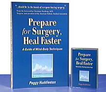 prepare for surgery